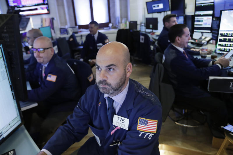 Global stocks sink after Wall Street losses, Nissan arrest