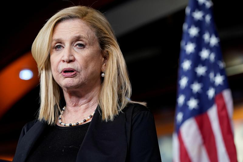 Congress: House Democrats tap Carolyn Maloney to chair Oversight Committee