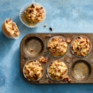 """<p>These autumn-inspired treats are the perfect weekend baking project. Oats and apples offer a boost in fiber, while seasonal add-ins like nutmeg, cinnamon, honey, and vanilla give these perfectly portioned muffins rich flavor. Heat them up and serve with a tiny bit of butter if you really want to go all out.</p><p><a href=""""https://www.prevention.com/food-nutrition/recipes/a23570617/apple-oatmeal-muffins-recipe/"""" rel=""""nofollow noopener"""" target=""""_blank"""" data-ylk=""""slk:Get the recipe »"""" class=""""link rapid-noclick-resp""""><strong><strong><em>Get the recipe »</em></strong></strong> </a></p>"""