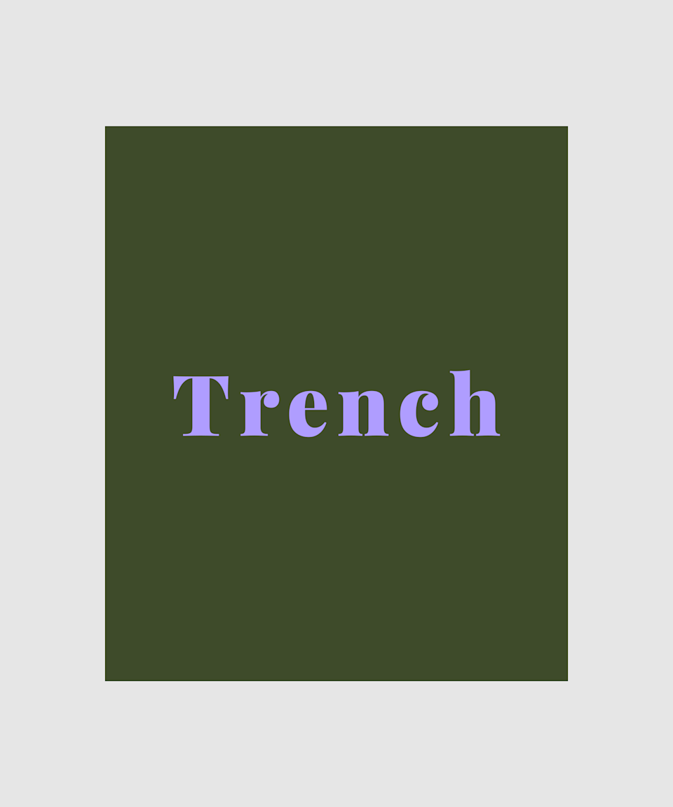 """<h2>Trench</h2><br>When taking on the trench, it's worth acknowledging its history in UK fashion – at least, that's what Pierre recommends. """"Trench coats are life and a staple of British style history – one that brands like Burberry have excluded plus-size models from. How I like to style my curvy body when wearing a trench is to really think about the colour palette – don't be afraid to source trenches outside of the beige and black styles we are normally used to seeing either."""" <br><br>Pierre adds: """"Start sourcing complimentary items like a knitted top or bodysuit, teamed with joggers (for comfort) or jeans (depending on the occasion)."""" Darlin also names this kind of coat as """"a must-have"""" but recommends dressing it down. """"The trench is so perfect for layering opportunities. For the sporty plus babe I would pair this with either a full jogging tracksuit – with a hoodie – to create the dimension in your layering, or joggers and a graphic T-shirt,"""" she recommends."""