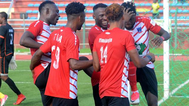 The Warriors will slug it out with the Pride of Benue in one of the two games involving top-flight teams in the Federation Cup Round of 16