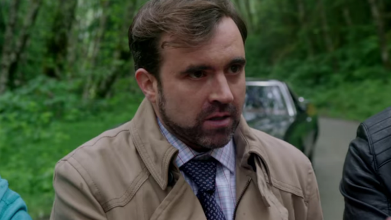 GabeKhouth, 'Once Upon a Time' Actor, Dead at 46