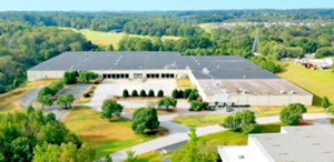 Industrial acquisition and renovation loan in Greenville, SC