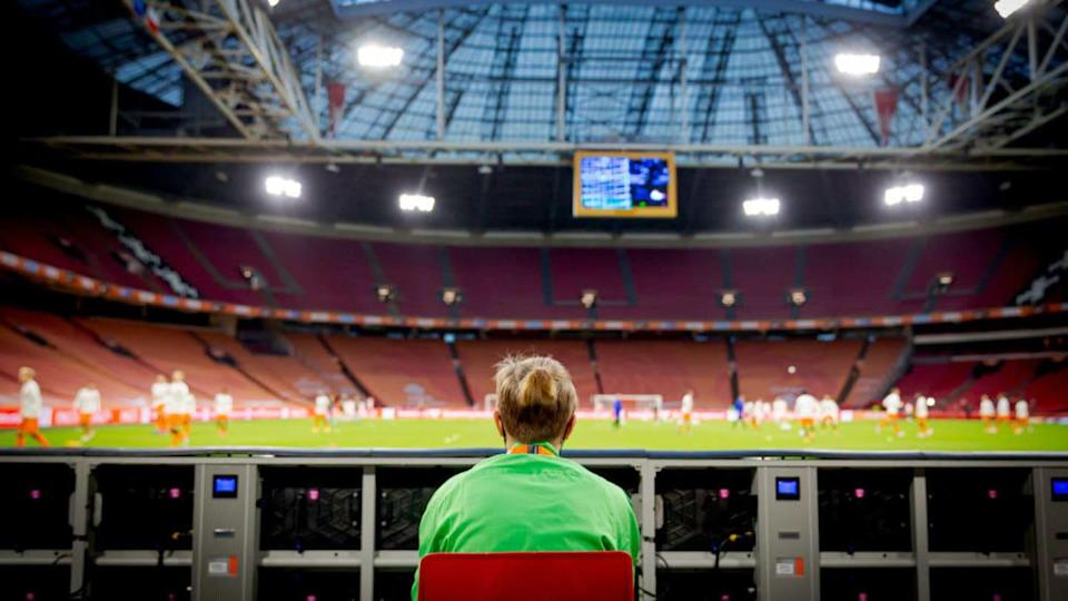 Europa League na Johan Cruijff Arena. | Soccrates Images/Getty Images