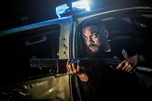 Will Smith in 'Bright' (Photo: Netflix)