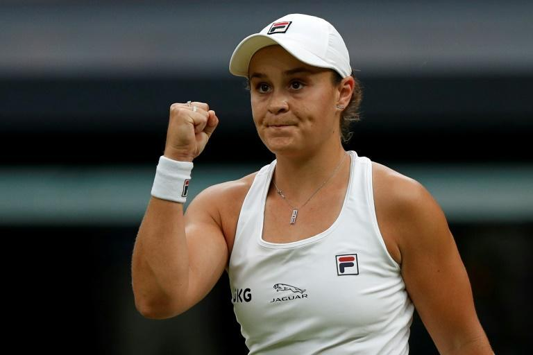 Ashleigh Barty has a tough challenge in 2018 champion Angelique Kerber in the Wimbledon semi-finals as she bids to achieve her dream of winning the title on the 50th anniversary of fellow indigenous Australian Evonne Goolagong Cawley's first crown