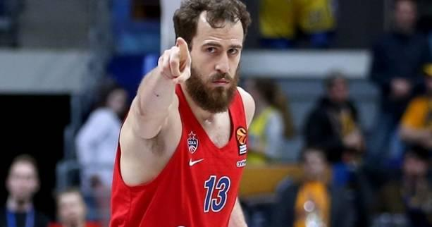Le CSKA Moscou et le Real Madrid complètent le Final Four — Euroleague