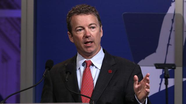 Rand Paul Pitches Pathway for Undocumented Immigrants