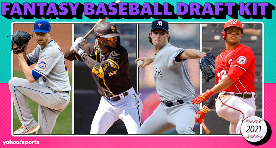 2021 Fantasy Baseball Draft Kit (Photo by Michael Wagstaffe/Yahoo Sports)