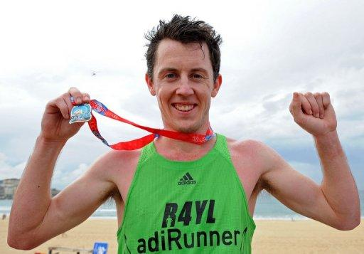 Liam Adams is the first Australian to win back-to-back City2Surf races since Steve Moneghetti in the early 1990s