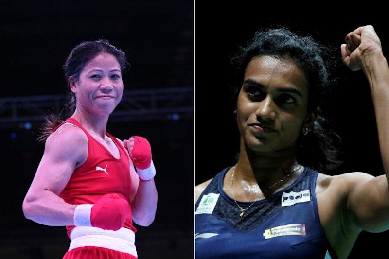 Jai Hind: Mary Kom, PV Sindhu Lead Sports Fraternity in Wishing Nation on 71st Republic Day