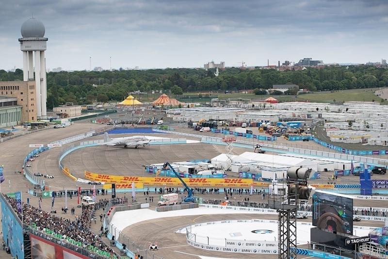 Construction worker dies during FE Berlin track build