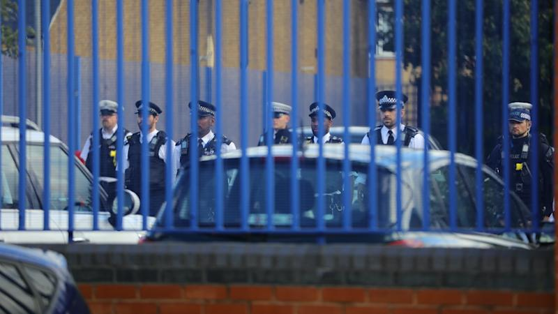 Croydon shooting officer moved to custody work to be safer, friend says