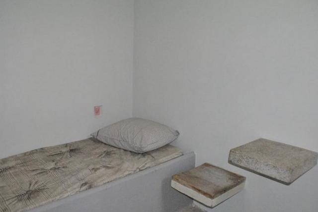 <p>While the cells have been modernized, you can still find evidence of the local criminals and thieves who spent the night in the rooms. </p>