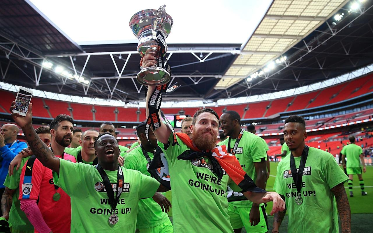 League Two fixtures 2017/18: Forest Green begin Football League journey against Barnet