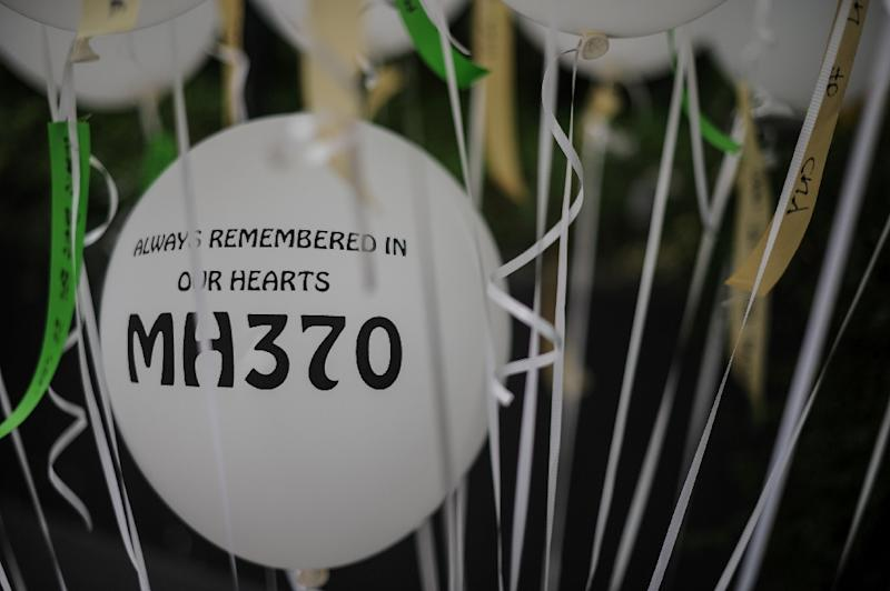 An Australia-led search is operating on the assumption that MH370 went down somewhere in the remote southern Indian Ocean (AFP Photo/Mohd Rasfan)