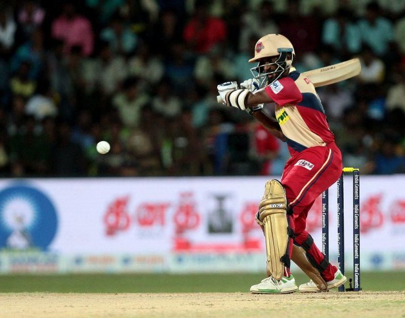 Gopinath scored a crucial fifty to help his side over the line