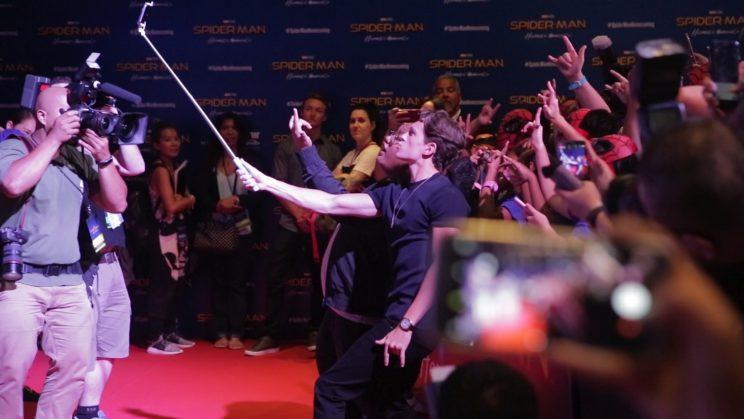 Spider-Man: Homecoming' star Tom Holland says Singapore