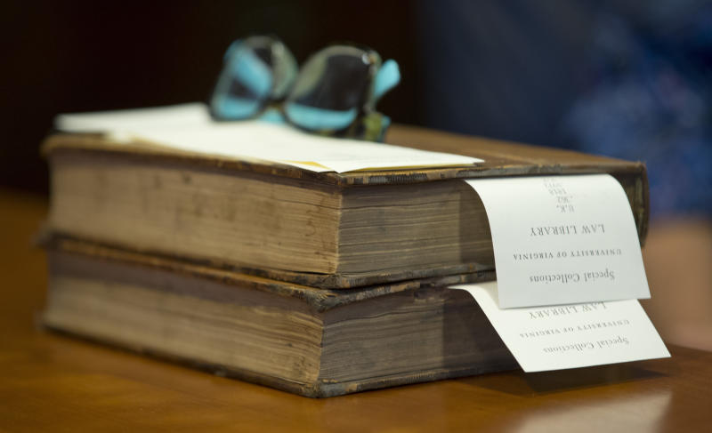 Jefferson told lawyers to read these; now they'll be online