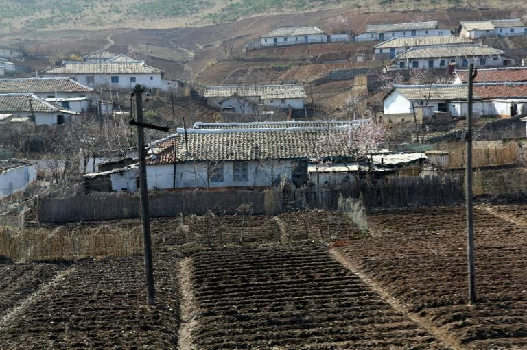 Agricultural production is chronically poor in North Korea