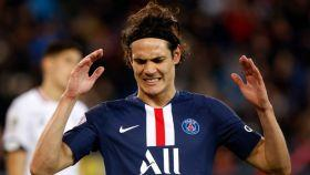 Edinson Cavani to Manchester United