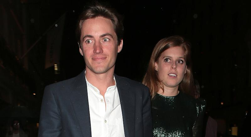 Princess Beatrice has refused a carriage and procession for her wedding to Edoardo Maeplli Mozzi next year