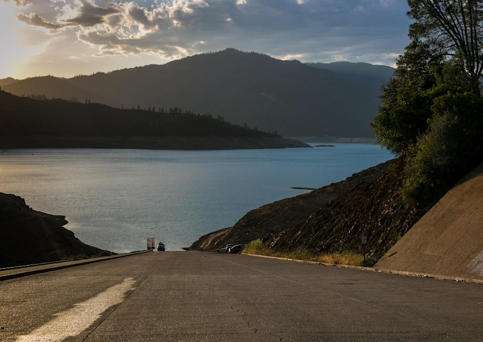 Le lac Shasta - Redding, Californie (Photo by George Rose/Getty Images)