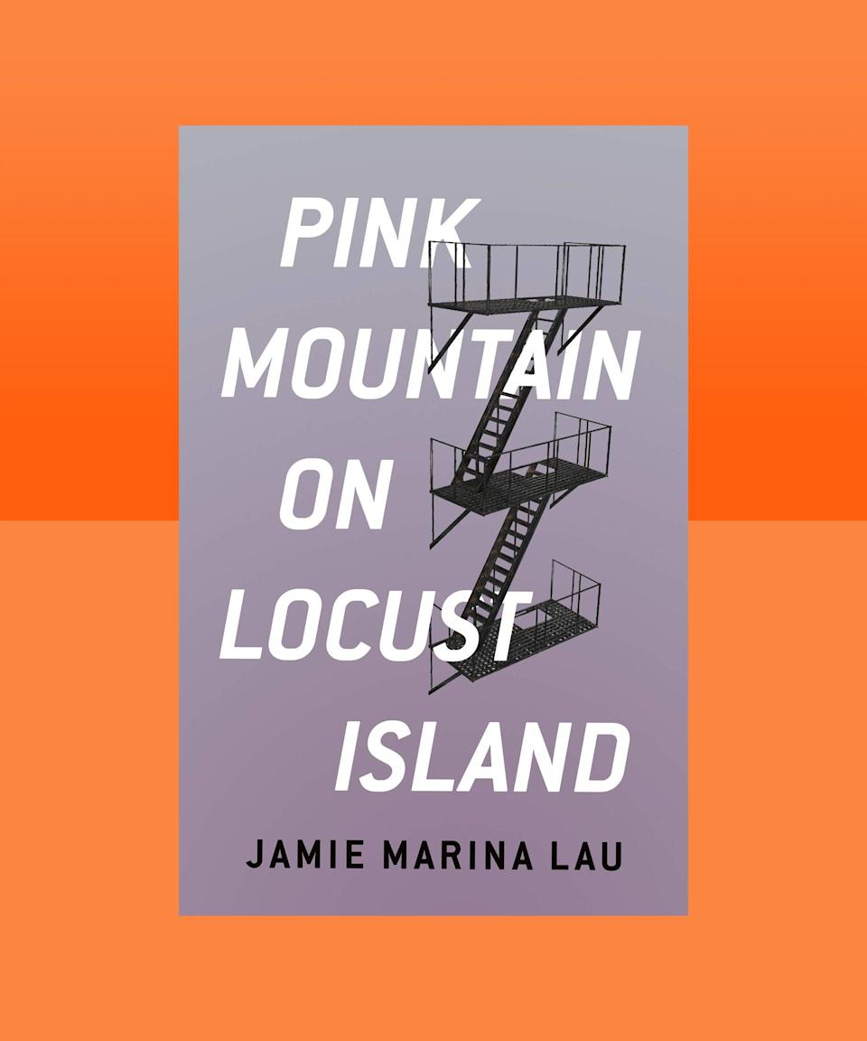 """<strong><em>Pink Mountain on Locust Island</em> by Jamie Marina Lau (<a href=""""https://bookshop.org/books/pink-mountain-on-locust-island/9781566895941"""" rel=""""nofollow noopener"""" target=""""_blank"""" data-ylk=""""slk:available on now"""" class=""""link rapid-noclick-resp"""">available on now</a>)</strong><br><br>Simply existing as a 15-year-old in the world is a dizzying, disorienting task, but for Monk, the protagonist of Jamie Marina Lau's strange and raucous debut novel, there's a lot more that's confusing than just typical teenage stuff. For one, she's attracted to a guy, Santa Coy, who's more interested in hanging out and making art (""""Basquiat-lite"""") with her dissolute father, than being with her. In a sense, it's pretty perfect that one of the best novels about art and scams and art scams that I've read in a while is also a high-school novel, because — as can be seen via different scenes set in similarly drug-infused high school and art world parties — the two milieus aren't that different at all; they're all about illusion and pretense and a desperate desire to belong. Lau captures all this with a chaotic, instantly addictive style and canny insights into the motivations that drive people to do some very dark things."""