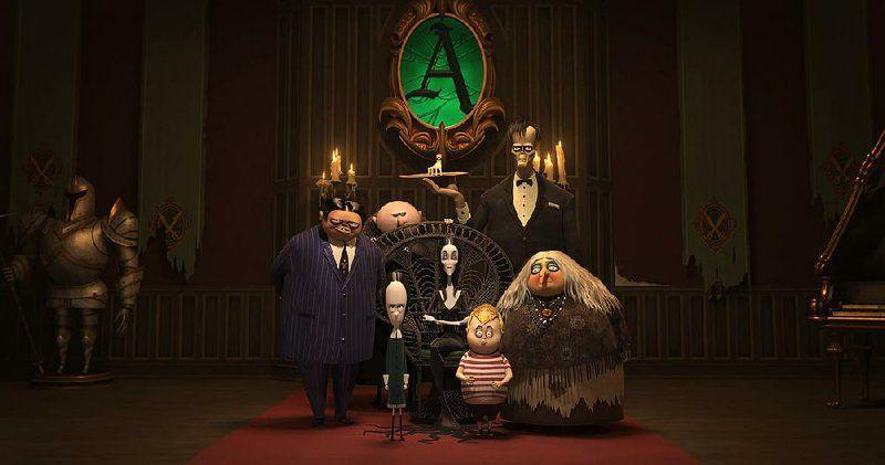 """<p>This is a perfect starter scary movie for kids, because it looks macabre, like the old cartoons, but most of the ghoulish elements are played for laughs. And, in the end, there's a not-so-scary message about acceptance. A sequel is out in theaters in October, and, of course, you can always opt for the old, live-action <em><a href=""""https://www.amazon.com/Addams-Family-Christopher-Lloyd/dp/B0035LJY6C?tag=syn-yahoo-20&ascsubtag=%5Bartid%7C10055.g.28038087%5Bsrc%7Cyahoo-us"""" rel=""""nofollow noopener"""" target=""""_blank"""" data-ylk=""""slk:The Addams Family"""" class=""""link rapid-noclick-resp"""">The Addams Family</a></em> and <em><a href=""""https://www.amazon.com/Addams-Family-Values-Anjelica-Huston/dp/B08FF6Y8SV?tag=syn-yahoo-20&ascsubtag=%5Bartid%7C10055.g.28038087%5Bsrc%7Cyahoo-us"""" rel=""""nofollow noopener"""" target=""""_blank"""" data-ylk=""""slk:The Addams Family Values"""" class=""""link rapid-noclick-resp"""">The Addams Family Values</a></em> from the '90s.</p><p><a class=""""link rapid-noclick-resp"""" href=""""https://www.amazon.com/Addams-Family-Chlo%C3%AB-Grace-Moretz/dp/B07YX5FW54?tag=syn-yahoo-20&ascsubtag=%5Bartid%7C10055.g.28038087%5Bsrc%7Cyahoo-us"""" rel=""""nofollow noopener"""" target=""""_blank"""" data-ylk=""""slk:WATCH ON AMAZON"""">WATCH ON AMAZON</a> <a class=""""link rapid-noclick-resp"""" href=""""https://go.redirectingat.com?id=74968X1596630&url=https%3A%2F%2Fitunes.apple.com%2Fus%2Fmovie%2Fthe-addams-family-2019%2Fid1479901173&sref=https%3A%2F%2Fwww.goodhousekeeping.com%2Flife%2Fentertainment%2Fg28038087%2Fbest-scary-movies-for-kids%2F"""" rel=""""nofollow noopener"""" target=""""_blank"""" data-ylk=""""slk:WATCH ON ITUNES"""">WATCH ON ITUNES</a> </p><p><strong>RELATED:</strong> <a href=""""https://www.goodhousekeeping.com/life/parenting/g23406794/best-kids-movies-on-netflix/"""" rel=""""nofollow noopener"""" target=""""_blank"""" data-ylk=""""slk:Fun Kids' Movies on Netflix That You Can Stream Right Now"""" class=""""link rapid-noclick-resp"""">Fun Kids' Movies on Netflix That You Can Stream Right Now</a></p>"""