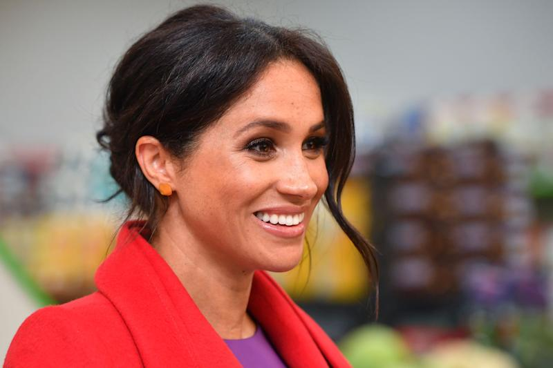 Meghan's father says he is delighted at birth of grandson