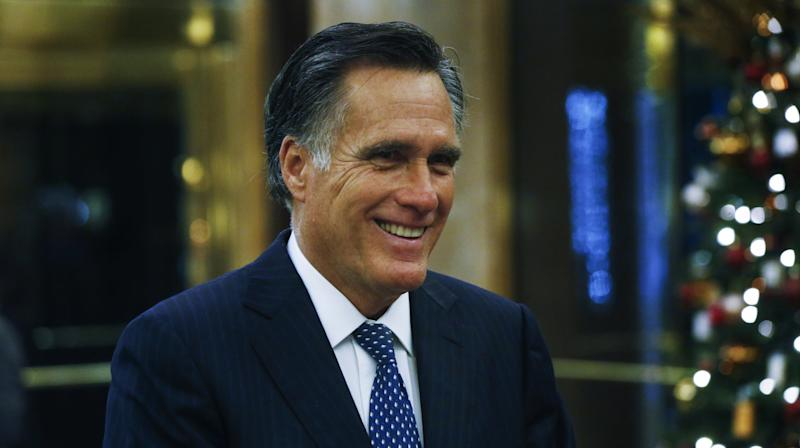 Mitt Romney 'Planning To Run' For Senate If Orrin Hatch Retires: Report