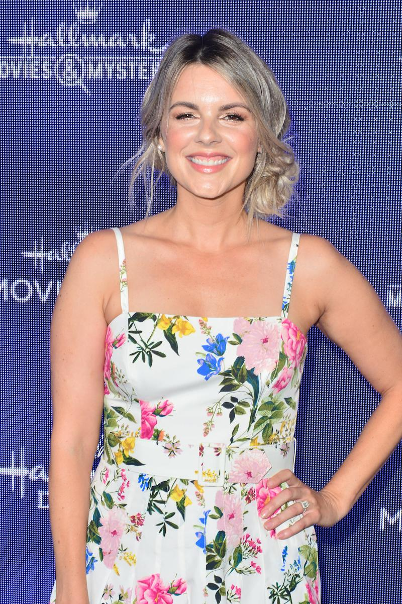 Ali Fedotowsky-Manno revealed on Instagram that she has been tested for coronavirus. (Photo by Jerod Harris/Getty Images)
