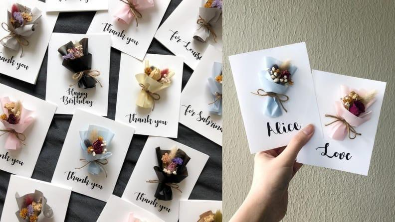 They'll feel so special receiving this gorgeous handmade card