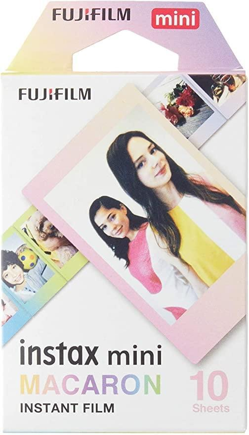 <p>Give your Polaroids a refresh with this whimsical <span>Fujifilm Instax Mini Macaron Film - 10 Exposures</span> ($8, originally $15).</p>