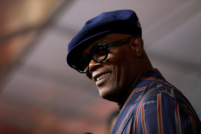 Samuel L. Jackson Brushed Off Criticism for a  Homophobic  Trump Tweet.  Will Kangol and Capital One Shrug Too  bcde52430b2