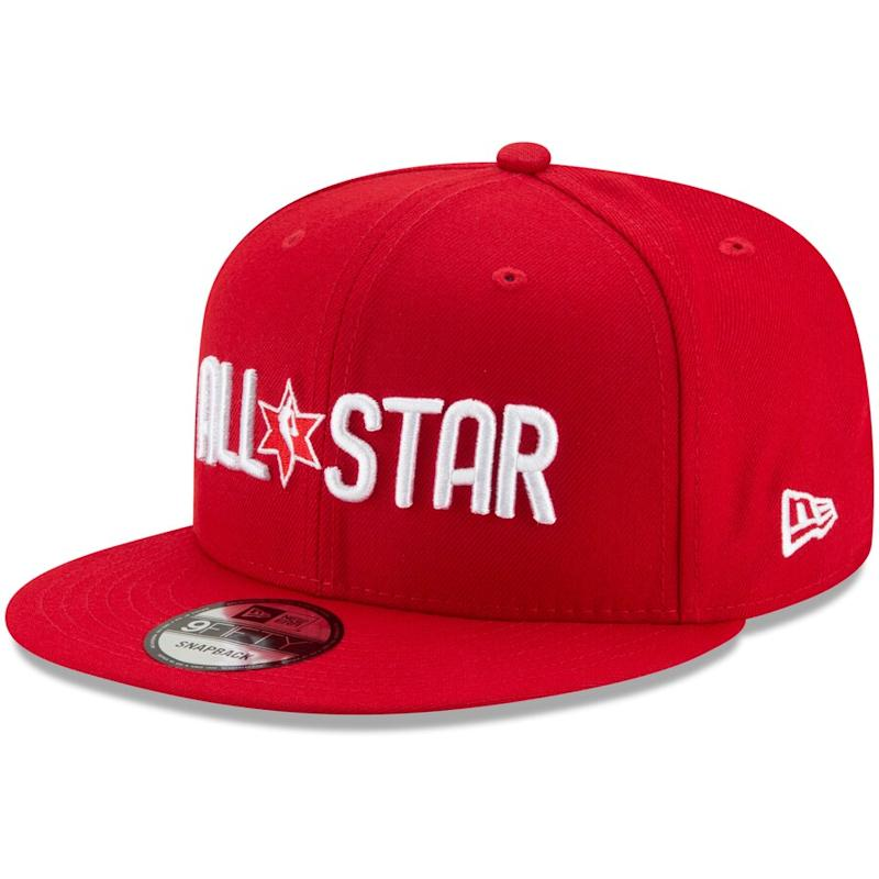 2020 NBA All-Star Game Adjustable Snapback Hat