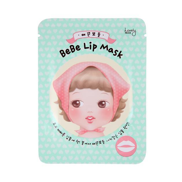 There is no reason your lips should be left out of the sheet mask game and this little mask works wonders on dry lips. It comes in two parts: One mask for the top lip and one for the bottom. Place it on tightly, and let sit for about 20 minutes — longer if you can. You'll be left with baby soft lips. The Face Shop Bebe Lip Mask ($6)