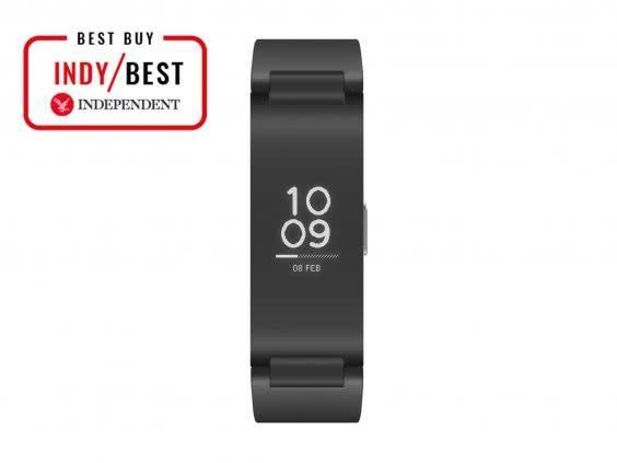 Track your workouts, monitor your heart rate and sleeping patterns with this fitness tracker (The Independent)