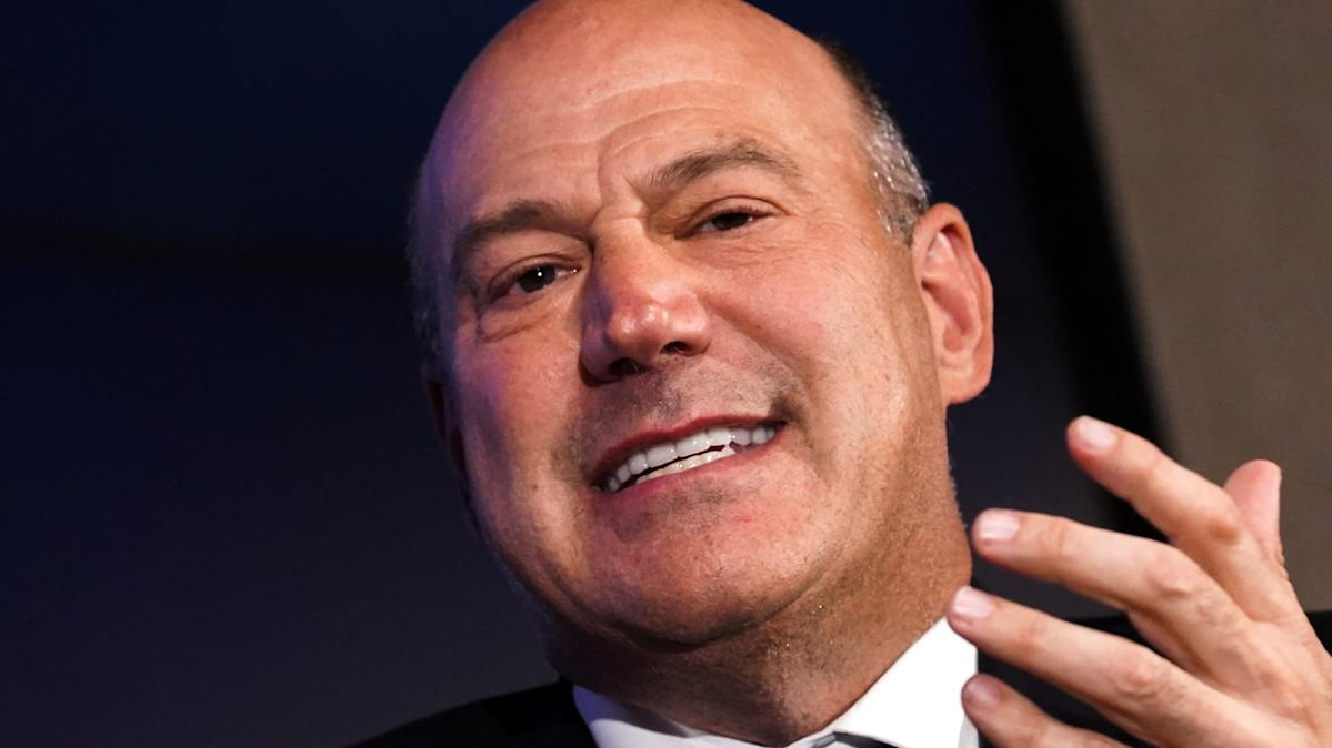 Picture - Gary Cohn emphasizes need for more workers