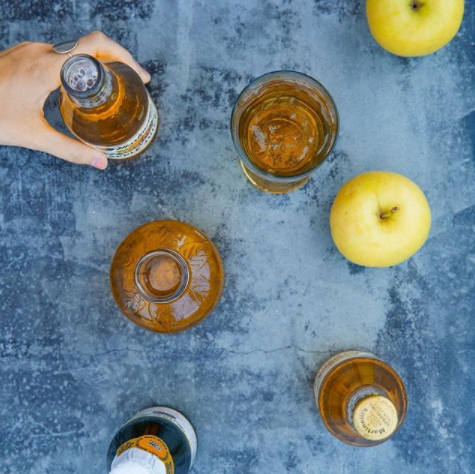 <p>A family-owned business since 1868, there's not many Americans who don't know the Gold Medal premium 100% juices from Martinelli's. Sampling the goods at Martinelli's HQ is a rite of passage while in Santa Cruz.</p>
