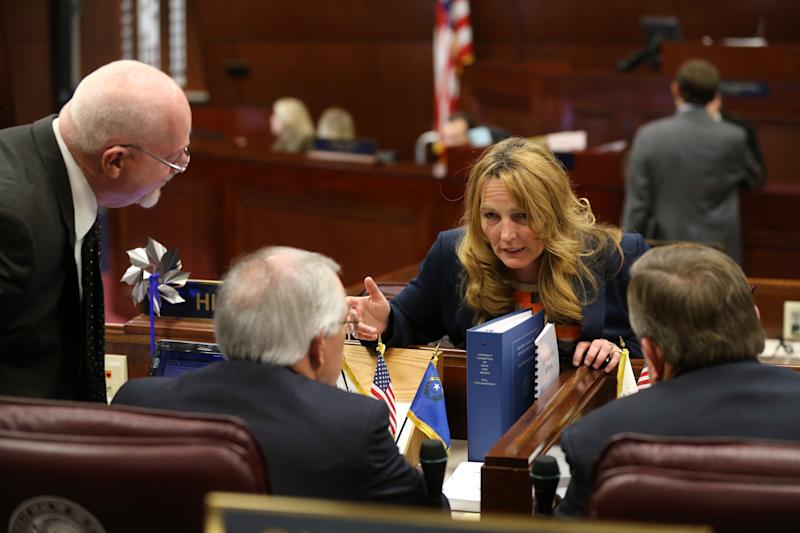 Nevada lawmaker moves to tax golfing, NASCAR