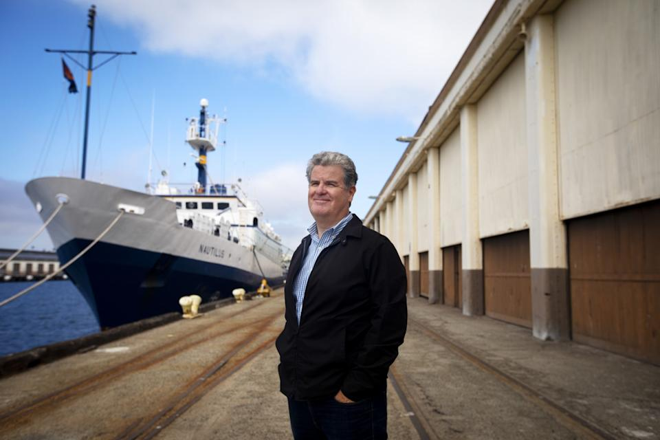 Tim McOsker, AltaSea Chief Executive Officer