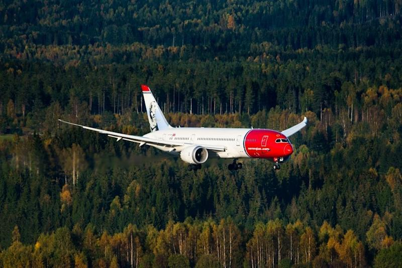 Norwegian Air Just Might Have Found a Way to Save Itself