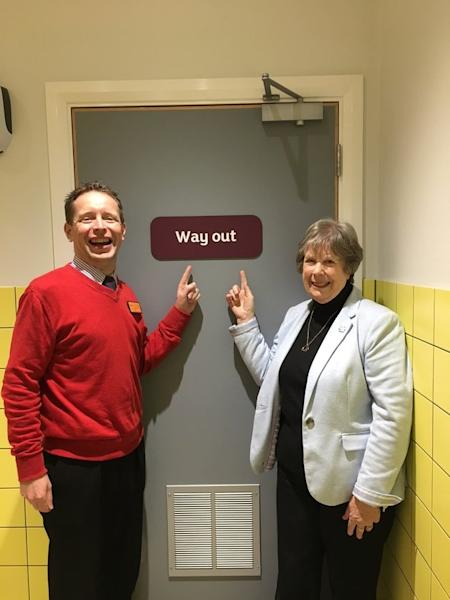 Sainsbury's has announced it will be updating its toilets in stores across the UK to make them dementia and stoma-friendly.