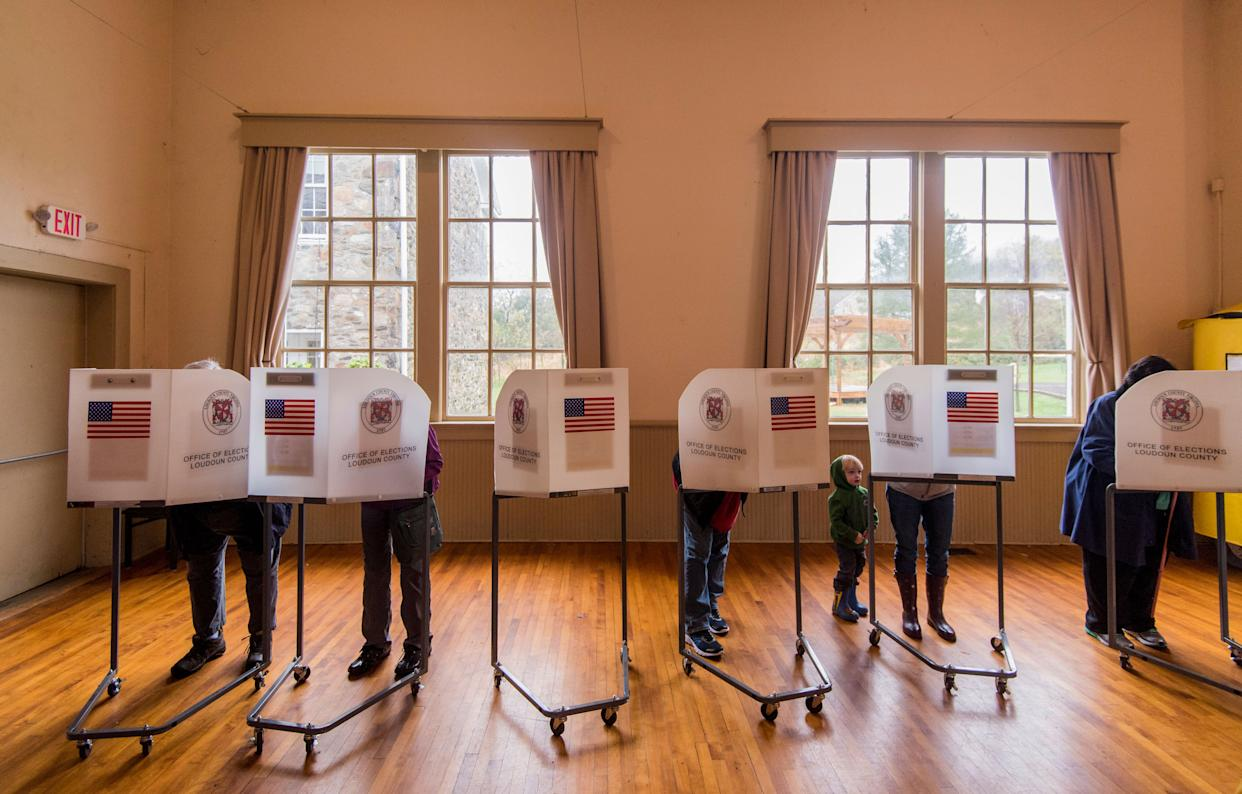 Four voters in Virginia will get an apology and have their contact information taken offline after they were wrongfully accused of being illegal voters. (Photo: Bill Clark via Getty Images)