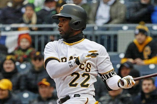 Andrew McCutchen and the Pirates haven't hit at all this year. (AP)