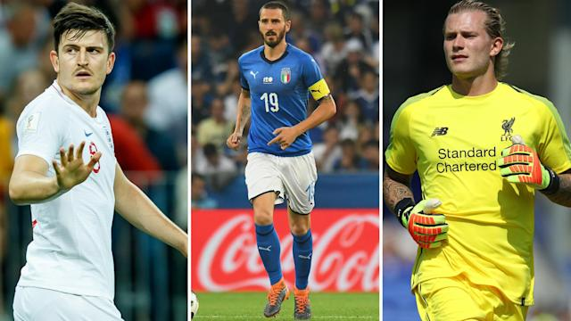 Maguire and Bonucci might have new clubs – but Karius won't (apparently)