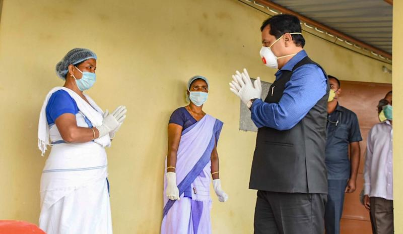 8 More Covid-19 Patients Discharged From Assam Hospital, Total Recovered Cases Stand at 27