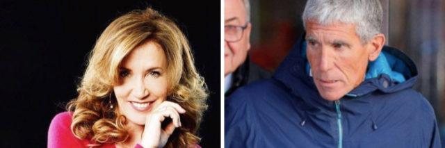 Felicity Huffman and William Singer