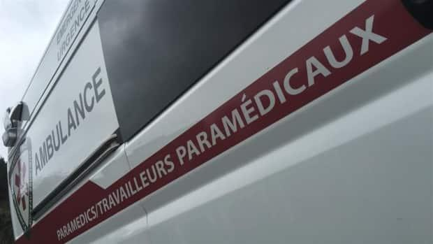 Officials acknowledge ambulance response times across the province are 'not equal.' (Radio-Canada/Guy R. LeBlanc - image credit)